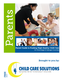 Cover Image of the Parent Guide